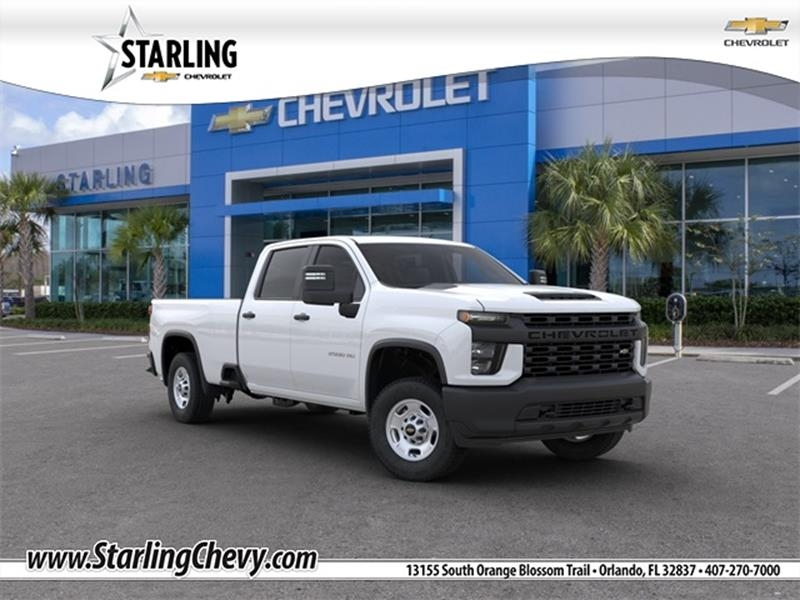 Chevrolet Silverado 2500HD
