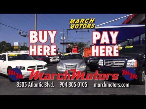 March Motors Jacksonville Fl >> Chevy Malibu